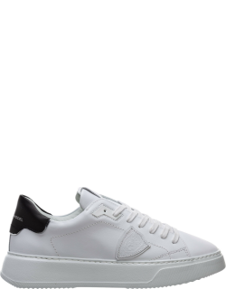 Men's shoes leather trainers sneakers temple