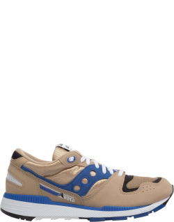 Men's shoes suede trainers sneakers azura