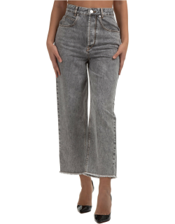 Women's straight fit jeans
