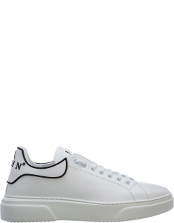 Men's shoes leather trainers sneakers runner iconic