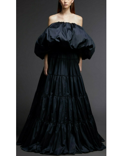 Jason Wu Collection Off the Shoulder Taffeta Gown