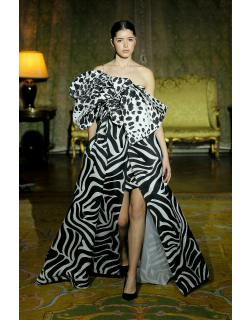 Isabel Sanchis Bedonia Gown