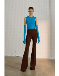 Alex Perry Hunter Twist Bodysuit and Rene Flare Pant