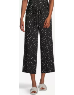 Ann Taylor Factory Dotted Pajama Culottes
