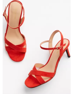 Ann Taylor Factory Strappy Pumps
