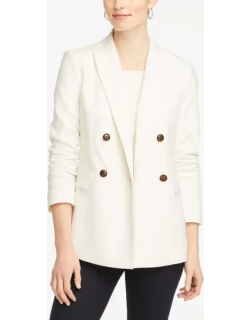 Ann Taylor Double Breasted Blazer