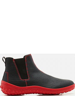 Car Shoe Leather ankle boot