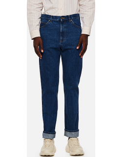 Gucci Regular jeans with marbled délavé effect