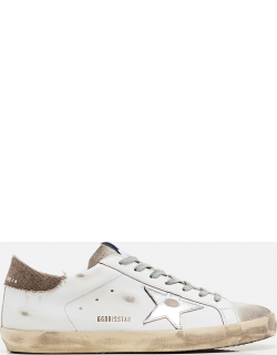 Golden Goose Superstar classic sneakers in leather and suede