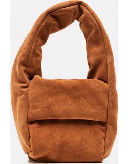 Kassl Editions Small Monk Bag In suede