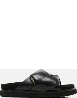 """Moncler Moncler """"Fantine"""" leather slippers"""