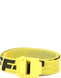 OFF-WHITE INDUSTRIAL 2.0 BELT OS Yellow, Black