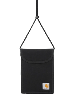 CARHARTT COLLINS POUCH WITH SHOULDER STRAP OS Black Technical