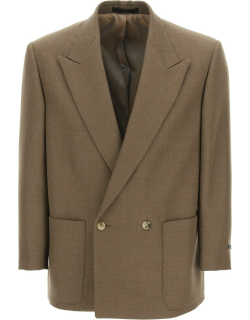 FEAR OF GOD THE SUIT JACKET 50 Brown Wool