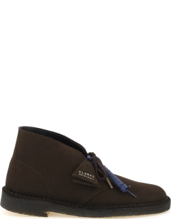 CLARKS DESERT BOOTS 6,5 Brown Leather