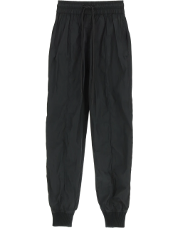 RED VALENTINO PARACHUTE PANTS 40 Black Synthetic