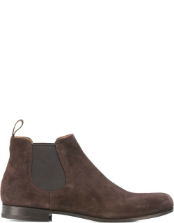 Danzey ankle boots brown