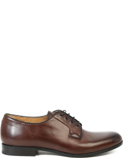 Leather Lace-up shoes brown
