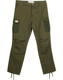 Cargo trousers green