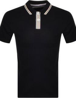 Ted Baker Twitwoo Polo T Shirt Navy