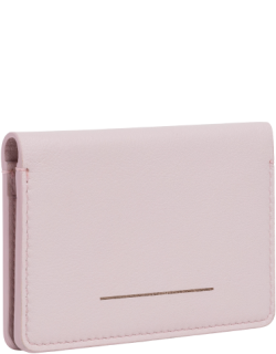 Double Card Holder - Pale Rose