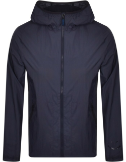 PS By Paul Smith Hooded Jacket Blue