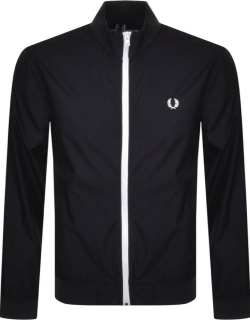 Fred Perry Lightweight Ripstop Jacket Navy