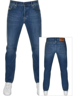 Diesel D Fining Tapered Fit Jeans Blue