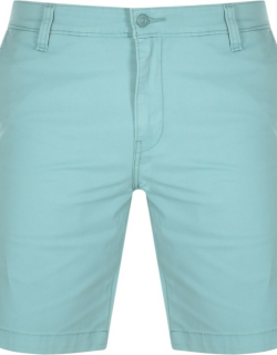 Levis Chino Taper Shorts Blue