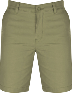 Levis Chino Taper Shorts Green
