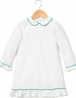 Sophia Nightgown w/ Contrast Piping,