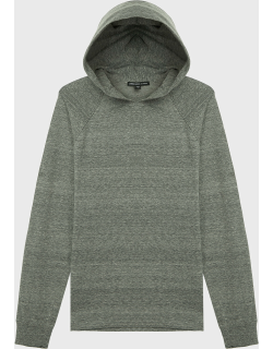 James Perse Hooded Cotton Jumper,