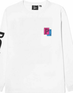 By Parra TWISTED WOMAN LONG SLEEVE T-SHIRT