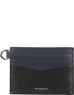 givenchy 4g leather box card holder