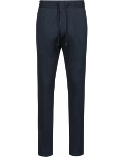 Hugo Boss Tapered Trousers with Waistband