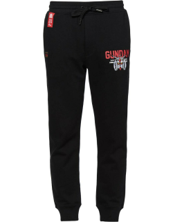 RX-78-2 GUNDAM and Seagull Embroidered Sweatpants