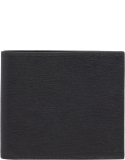 Church's St James Leather 8 Card Wallet Man Black