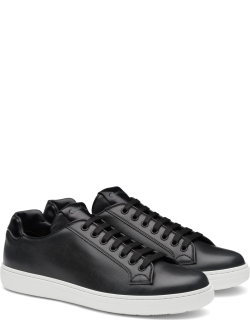 Church's St James Leather Classic Sneaker Man Anthracite