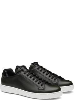 Church's St James Leather Classic Sneaker Man Military