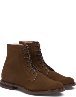 Church's Suede Lace Up Boot Man Sigar