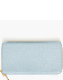 Saffiano Leather Travel Wallet