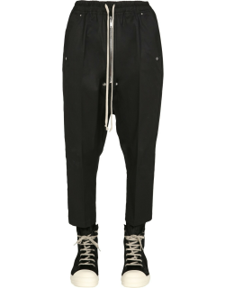 """rick owens """"bela"""" cropped trousers"""