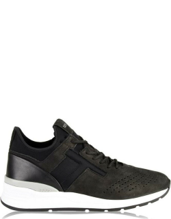 TODS Stitch Logo Trainers - Black 9999