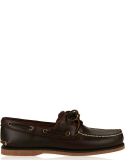 Timberland Boat Shoes - Rootbeer Smooth