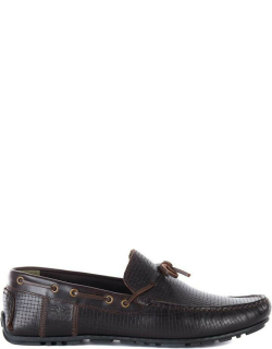 Barbour Clark Driving Shoes - Dark Brown BR14