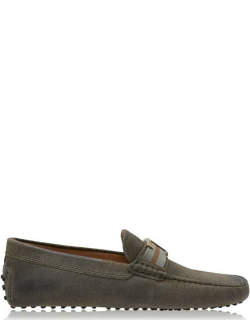 TODS Gommino Driving Shoes - Military V602