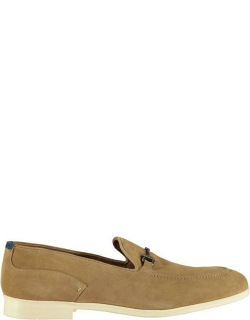 H By Hudson Shoes - Sand Suede