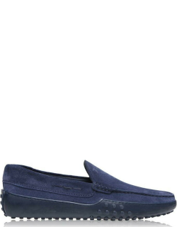 TODS Gommino Loafers - Navy U820