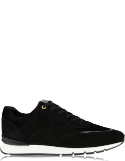 ANDROID HOMME Belter Low Top Trainers - Black