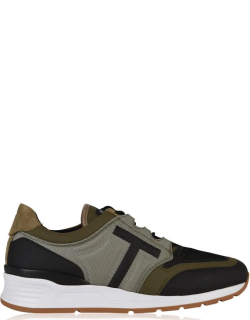 TODS Multi Panel Trainers - Green TR99